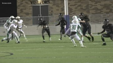 KVUE's Game of the Week: Brenham Cubs vs. Weiss Wolves