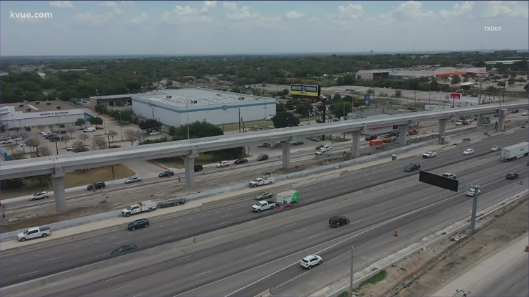 New flyover at US 183 and I-35 to reopen Saturday