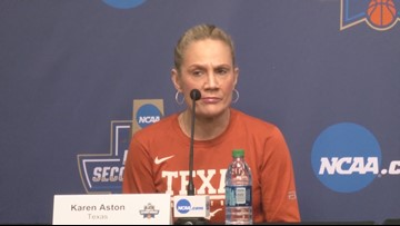 It's NCAA Tournament eve for the UT women's basketball team in Oregon