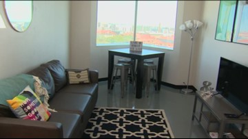 High rise with high expectations: UT dorm gets modern look and feel