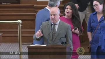 Six days left in Texas legislative session