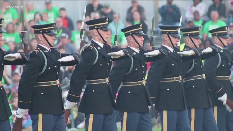 Army Futures Command celebrates 1 year in Austin with 'Thank You' event