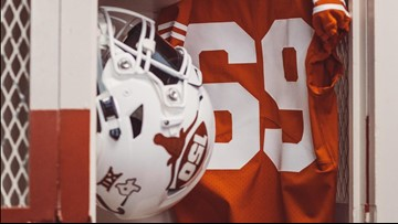 Texas Longhorns to honor 1969 National Championship team with throwback uniforms against Kansas