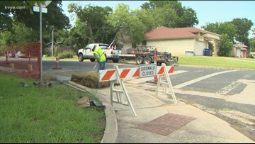Sidewalk improvements coming to create safer routes to Austin schools