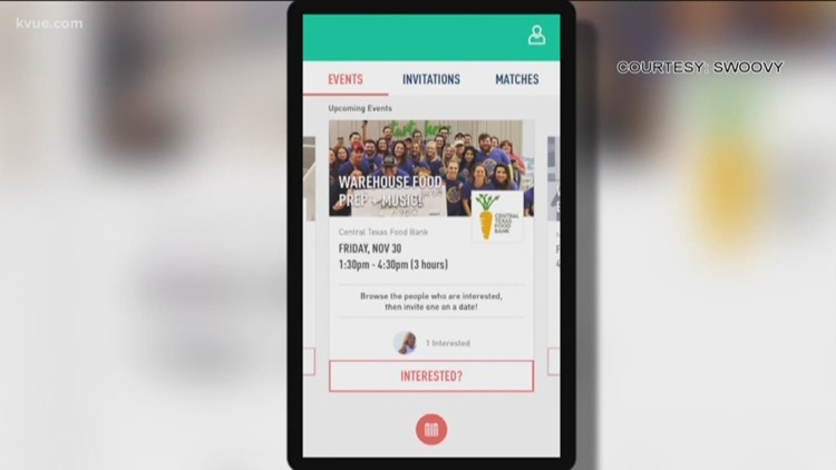 Say goodbye to swiping: New dating app connects users with nonprofits