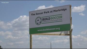 Non-profit plans new soccer park in South Austin