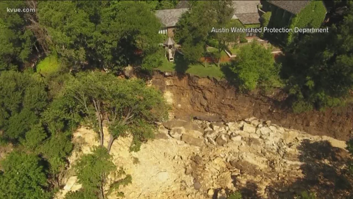 Shoal Creek slope failure nearing $20M price tag