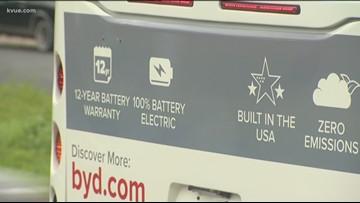 CapMetro making room for electric bus fleet