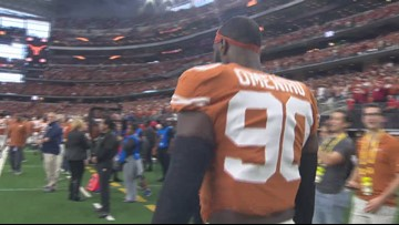 Longhorns headed to NFL camps as undrafted free agents