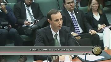 12 Senators oppose Texas Secretary of State Whitely; could block his nomination