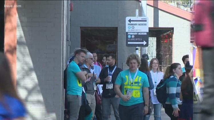 SXSW seeking volunteers for 2019 Austin festival in exchange for free badges