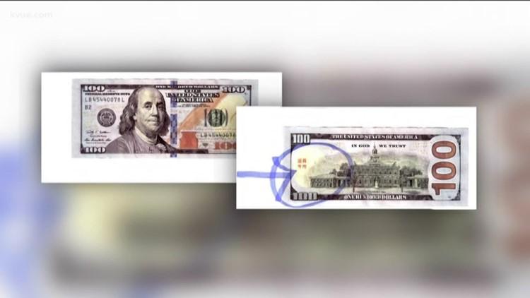 Fake bills circulating in Llano