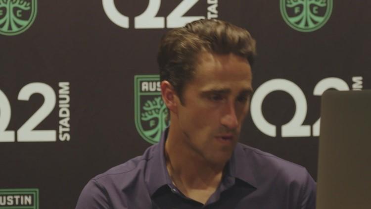 Austin FC vs. Houston Dynamo FC: Josh Wolff post-game recap