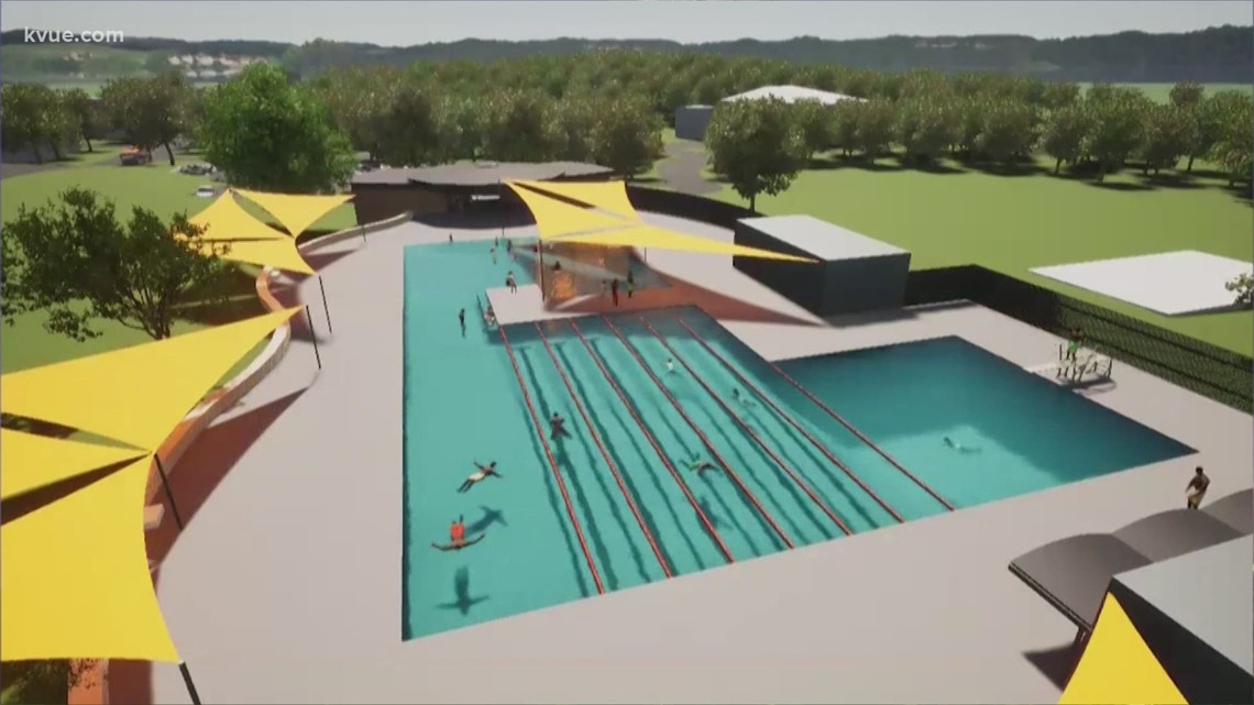 City shares update on Givens District Pool renovations