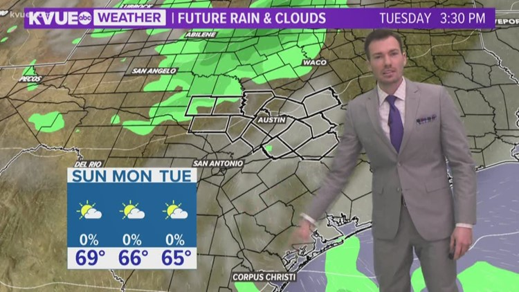 FORECAST: Chilly temperatures tonight