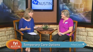 Temporary Care Options
