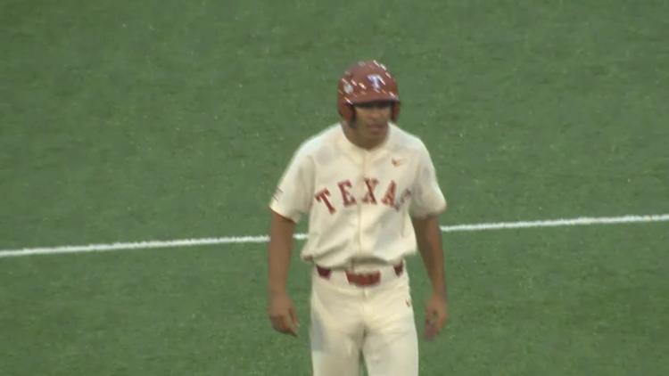 Scooter accident ends UT baseball star's season