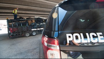 APD brass to officers: Be professional when talking to citizens about homeless
