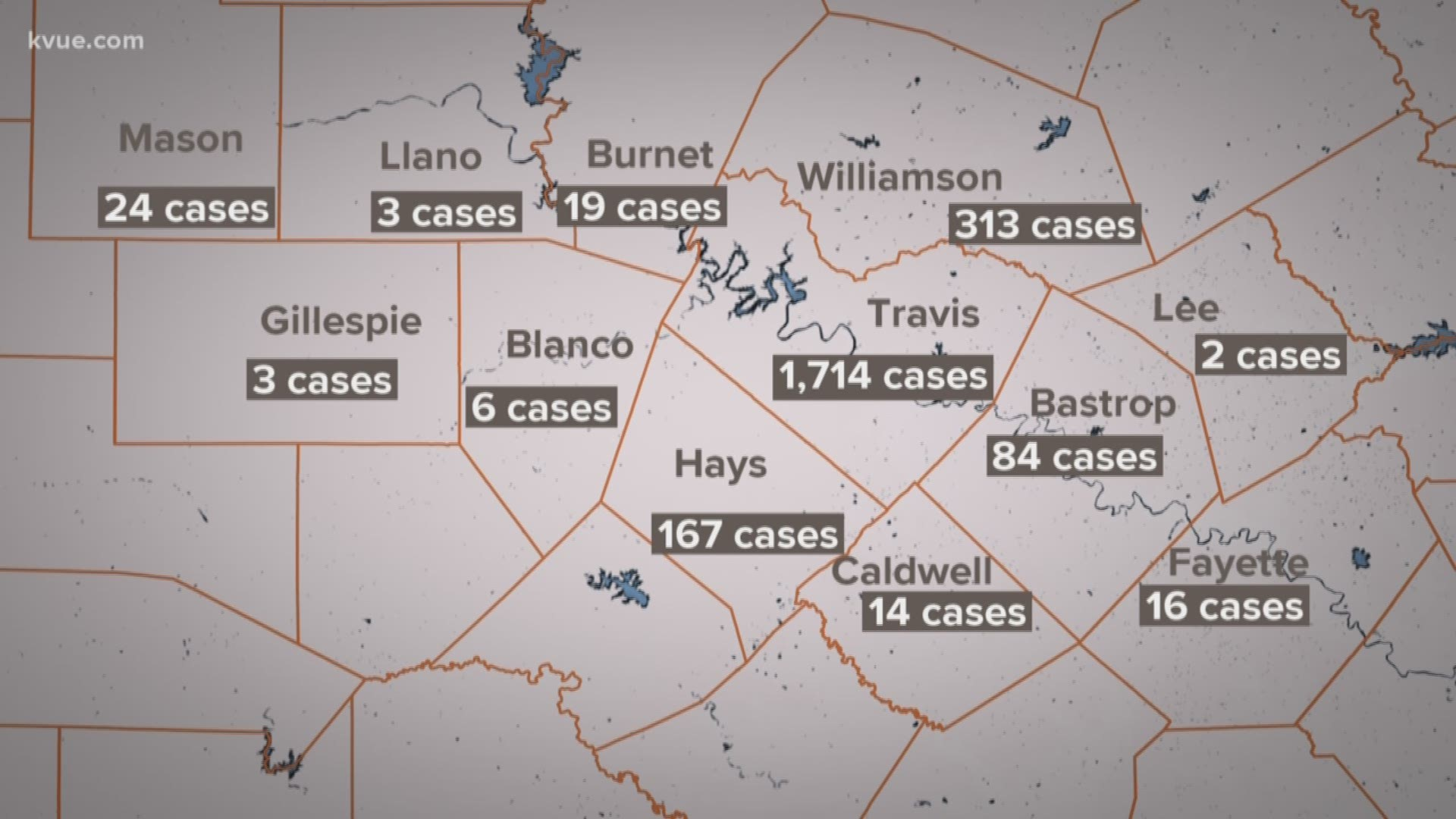 Coronavirus Updates In Central Texas What To Know May 2 2020 Kvue Com