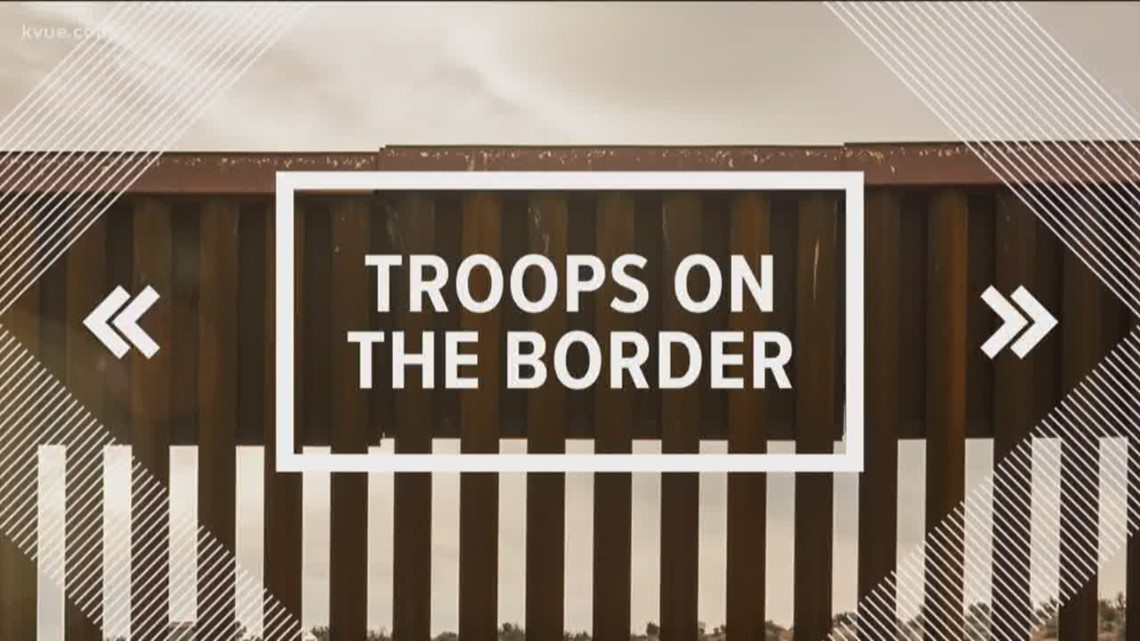 1,000 Texas National Guard troops being deployed to border