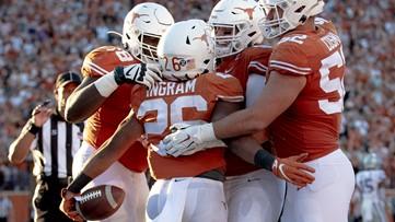 HIGHLIGHTS: Texas Longhorns beat No. 16 Kansas State Wildcats 27-24 with game-winning field goal