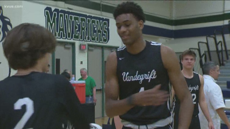 Vandegrift's Brown selected as McDonald's All-American