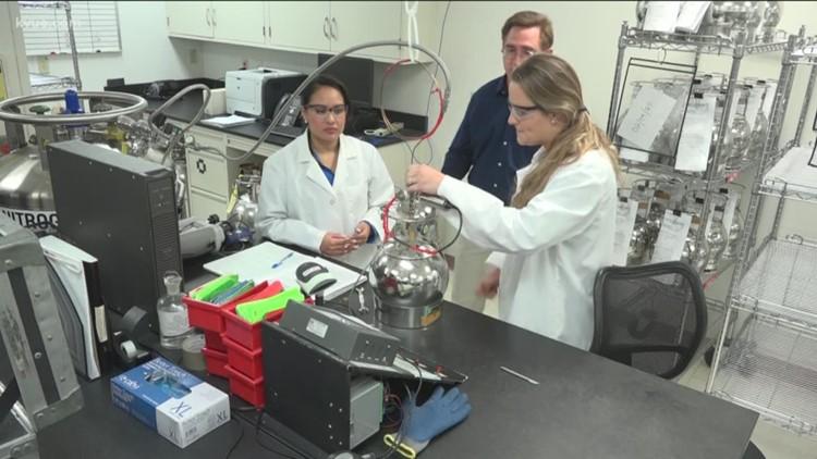 Take This Job: Testing the air quality in Texas