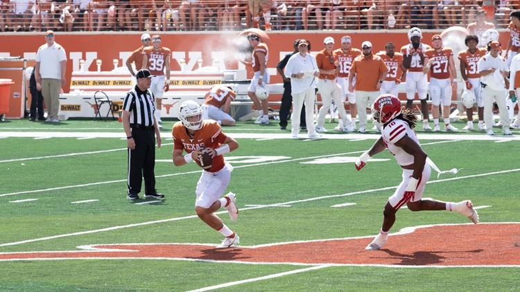 No. 15 Texas, Arkansas to meet in throwback matchup