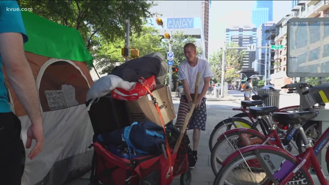 Phase 2 of Austin's homeless camping ban enforcement begins
