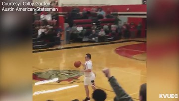 Bowie HS manager with Down syndrome hits three on Senior Night, draws  eruption from crowd
