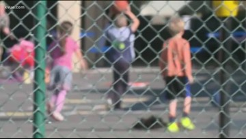 Texas is one of the worst states in the U.S. for child welfare, report says