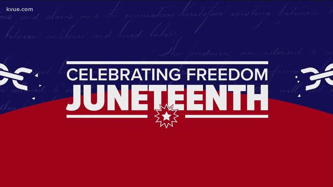 Austin celebrates Juneteenth with parade
