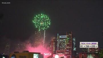 City of Austin celebrates New Year's Eve 2019