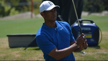 Tiger Woods storms back to earn spot in Sweet 16 of Dell Match Play