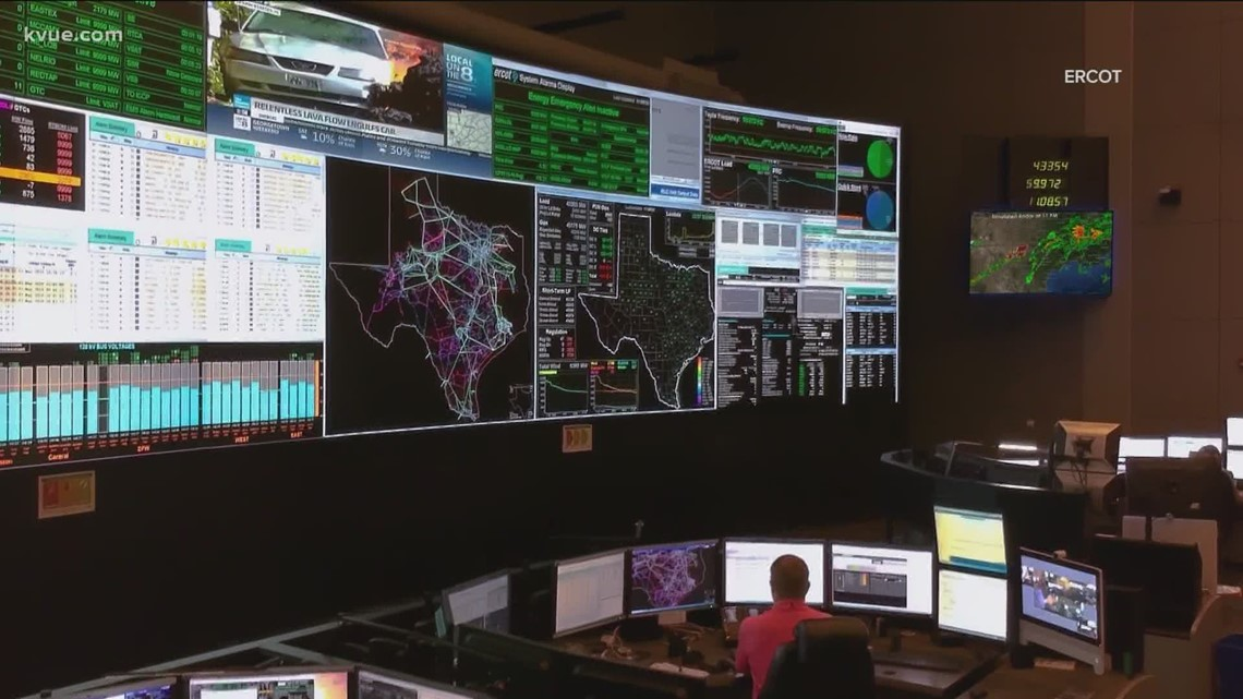 Energy lobbyist talks protecting Texas' power grid