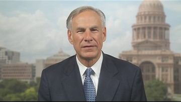 Gov. Greg Abbott explains sales tax swap proposal