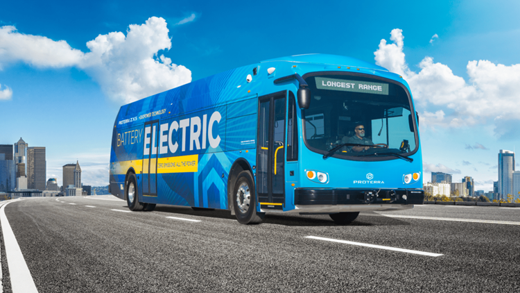 CapMetro approves purchase of nearly 200 new electric buses