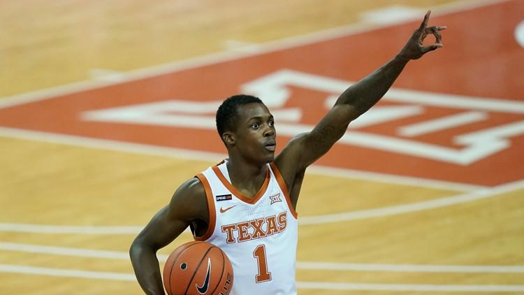 Andrew Jones set to return to Texas Basketball this fall