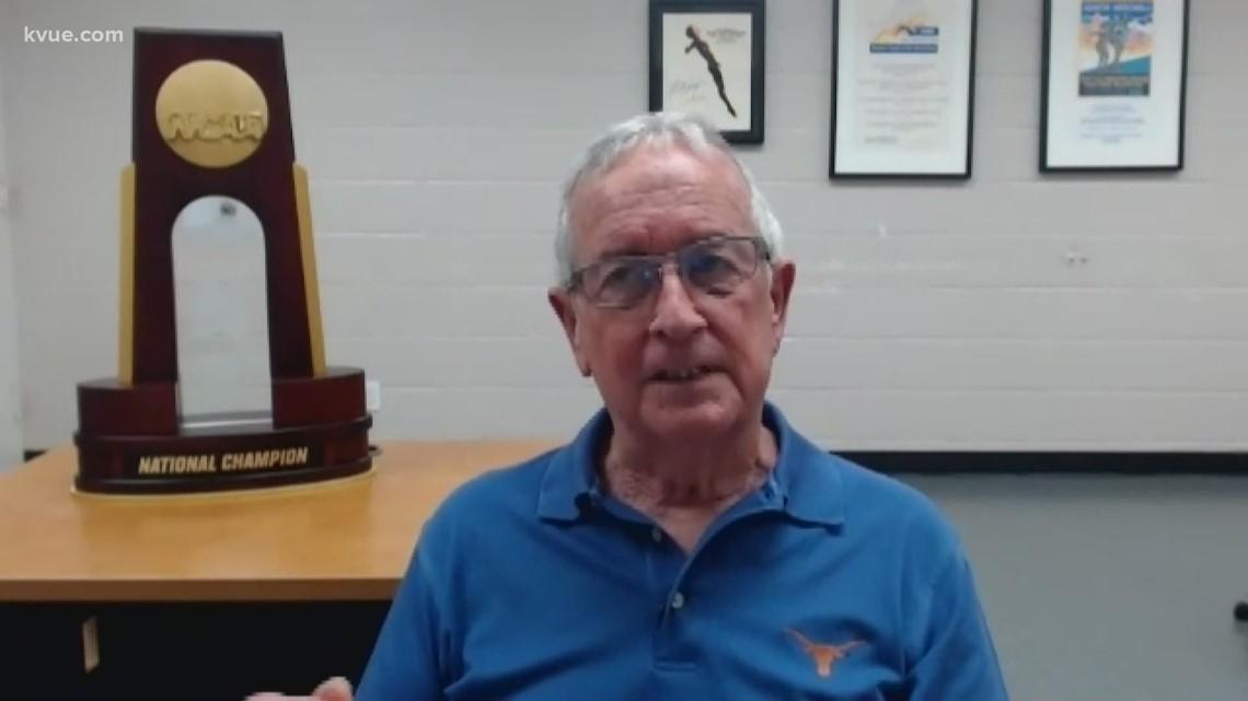 Eddie Reese retiring as head coach of Texas Men's Swimming & Diving