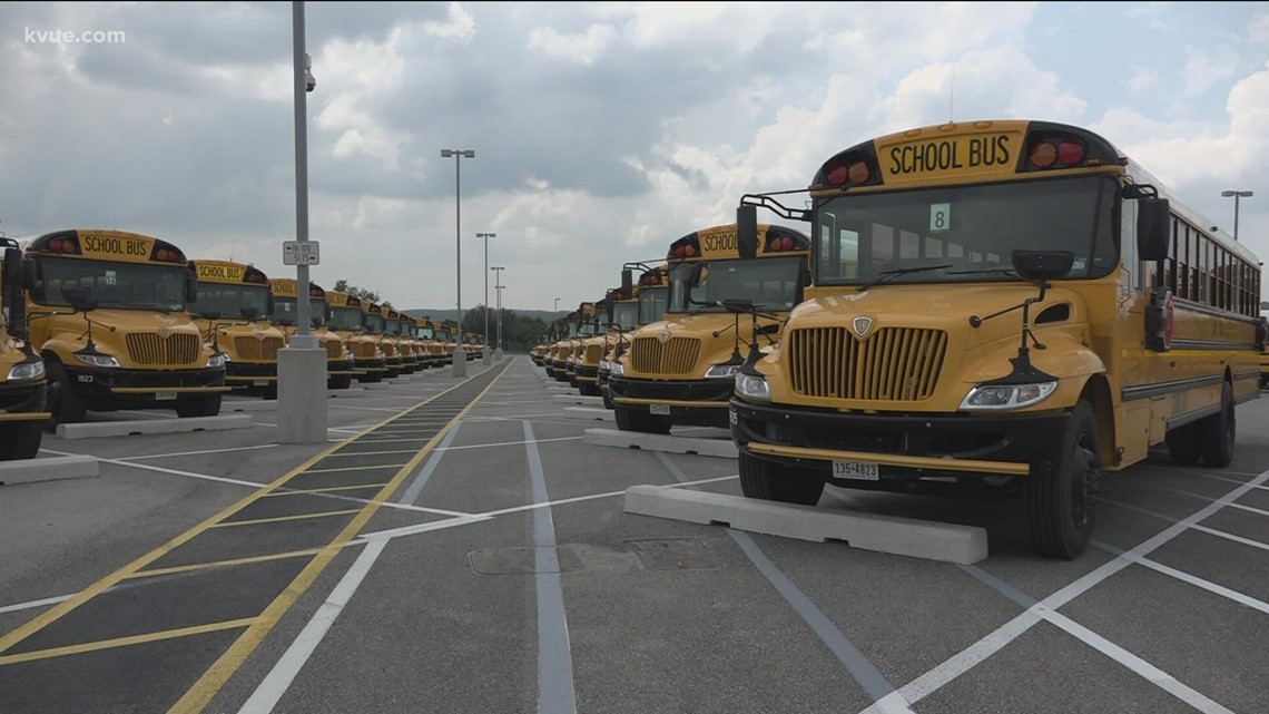 Parents raise money after Lake Travis ISD staff were berated over transportation frustrations