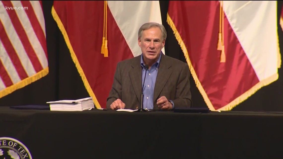 Gov. Greg Abbott announces work on the Texas border wall has started, allocates $250M to the project