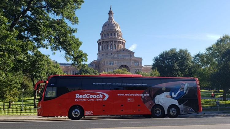 Luxury bus service drives into Austin with $15 fares to top Texas destinations