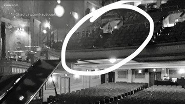 A brief haunted history of The Paramount Theatre