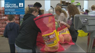 Central Texas Food Bank helping furloughed employees impacted by shutdown