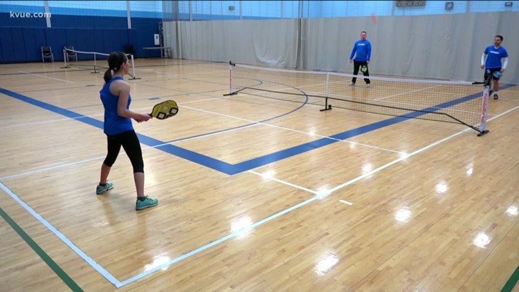 The Ultimate Match: Team Daybreak battles it out in game of pickleball