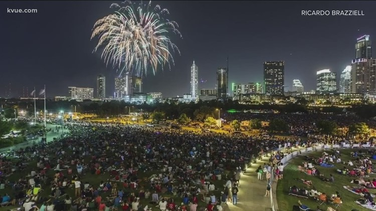 Working for the Weekend: Fourth of July events