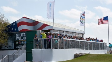 WGC-Dell Match Play offering free tickets to military