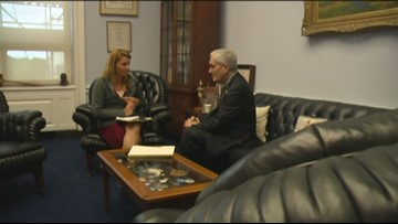 Medical device patients met with lawmakers in Washington D.C.
