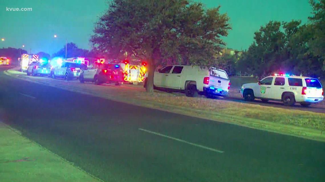 Heavy police activity at southwest Austin apartment complex