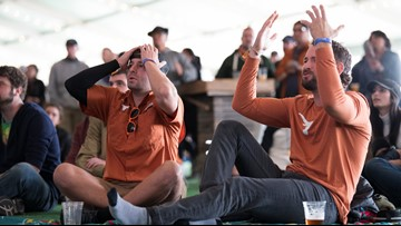 Texas Longhorns fall 4 spots in AP Top 25 Poll after Red River Showdown loss